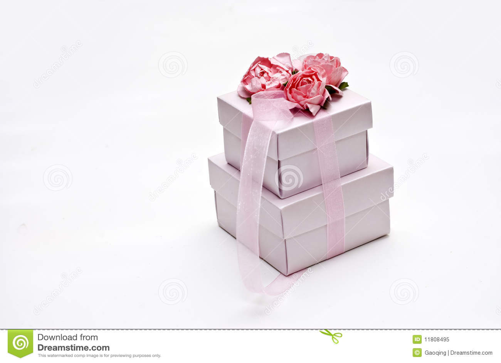 Cadeau de empaquetage de bonbons des mariages ou du Noël