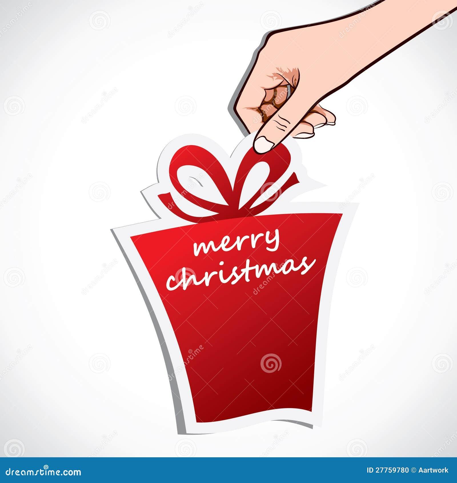 Cadeau de Noël disponible