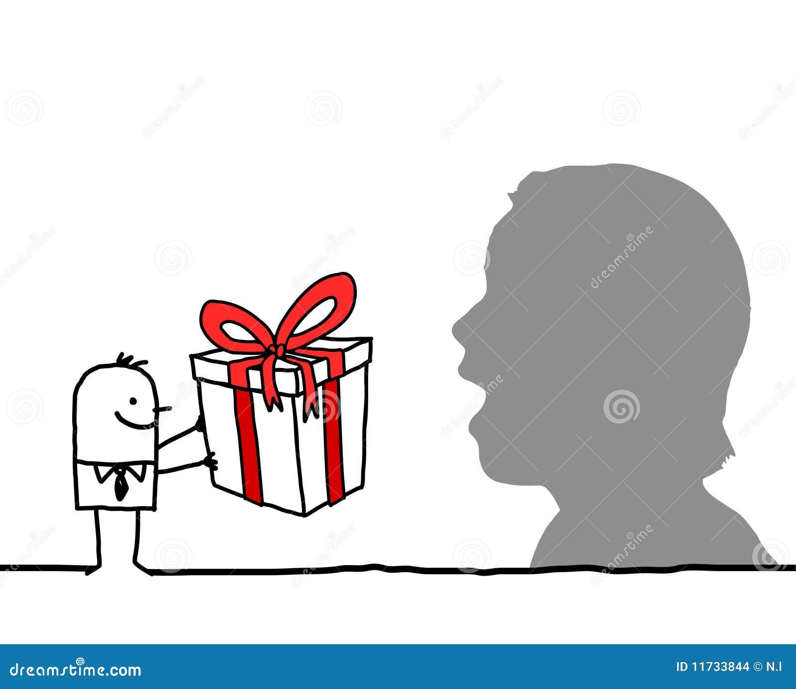 Cadeau et surprise