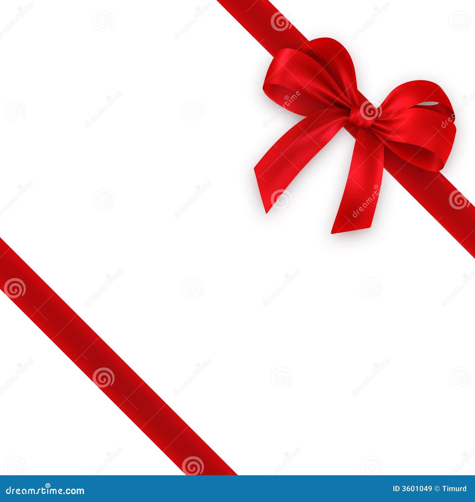 cadeau rouge bande proue illustration stock illustration du vacances 3601049. Black Bedroom Furniture Sets. Home Design Ideas