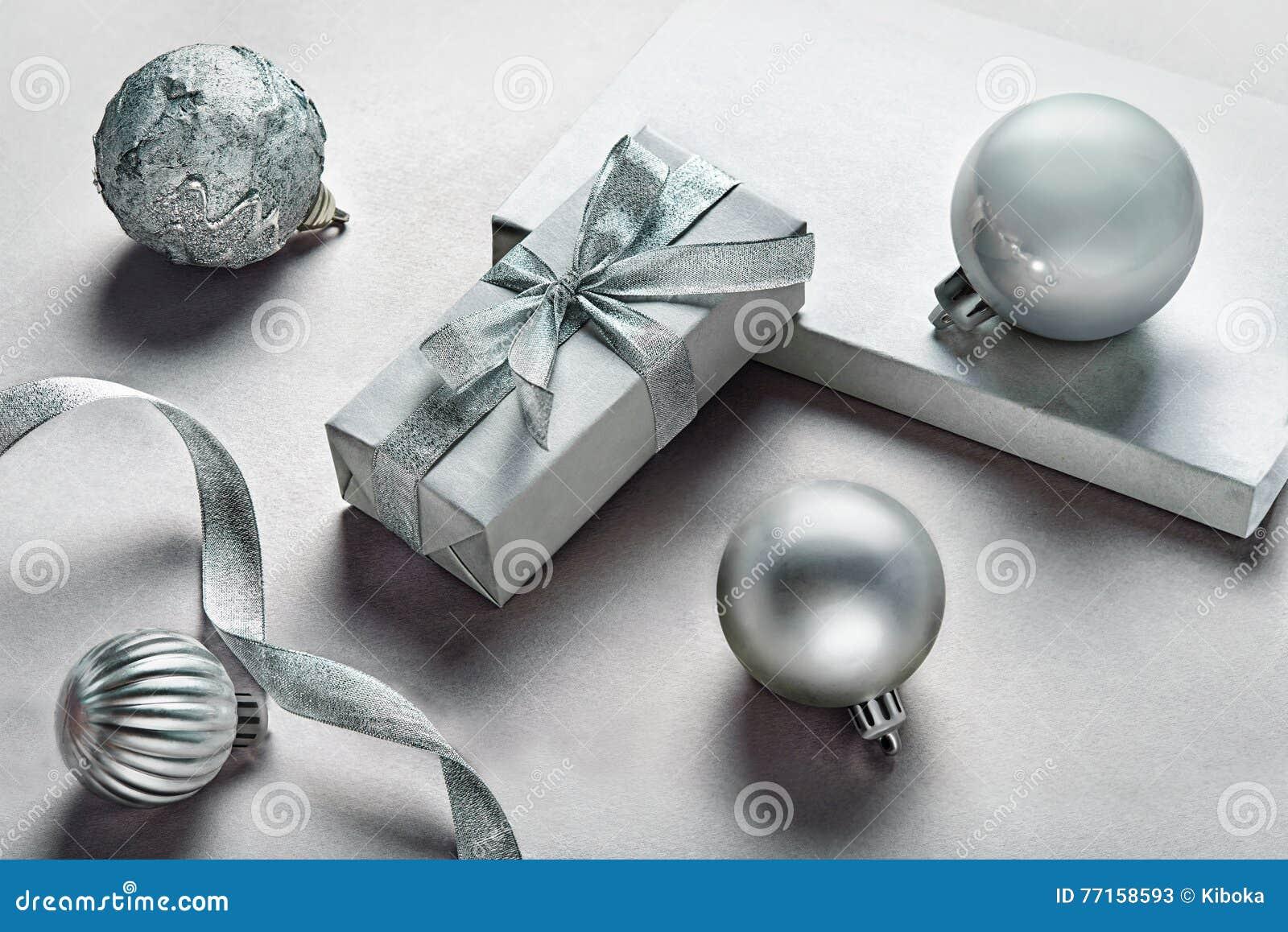 Cadeaux argentés