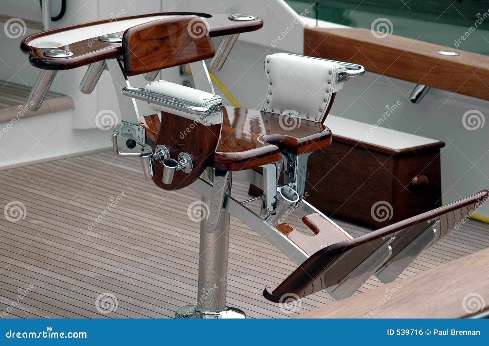 Cadeira da pesca de esporte