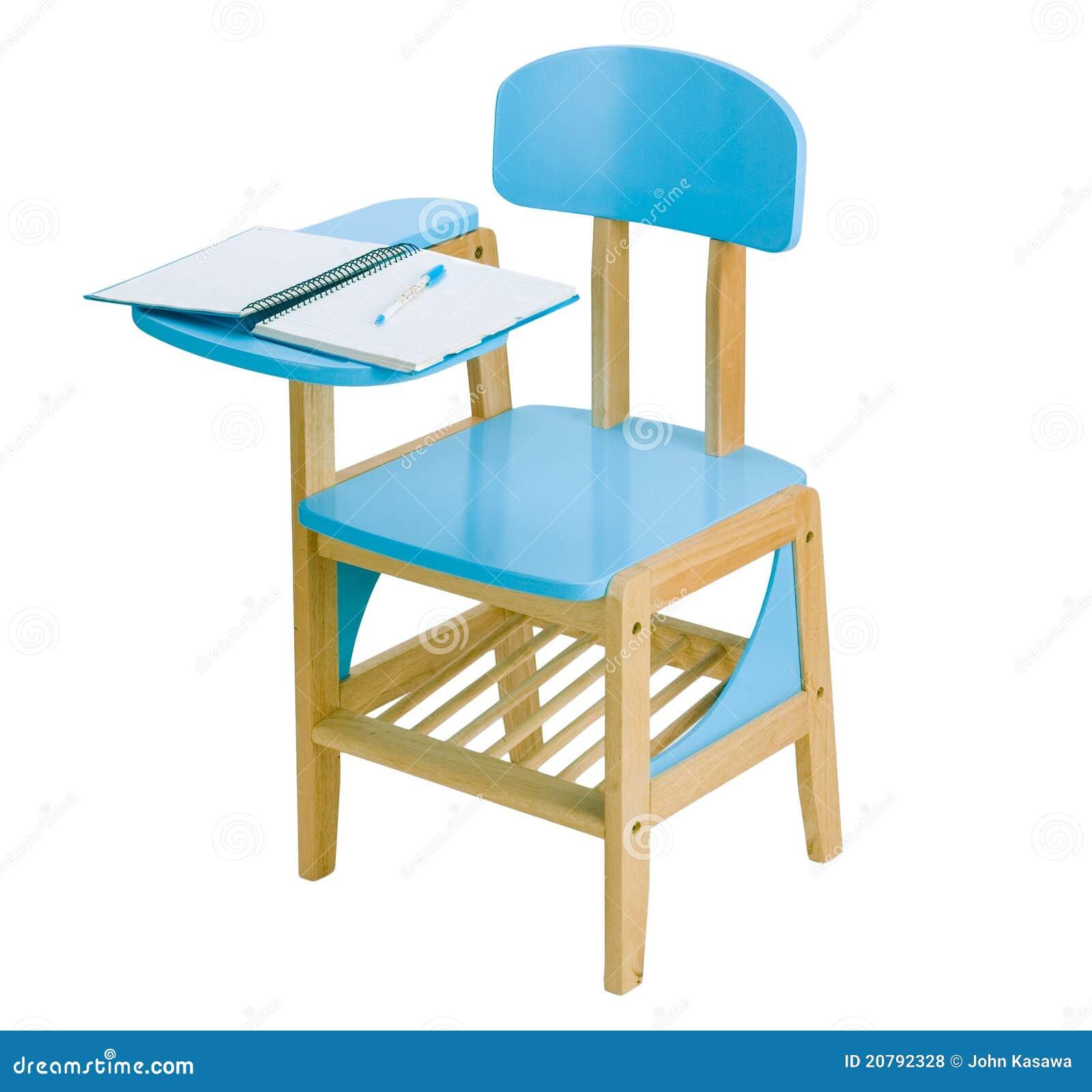 Cadeira De Madeira Do Quarto De Classe Do Miúdo Fotos de Stock  #1095BB 1300x1317