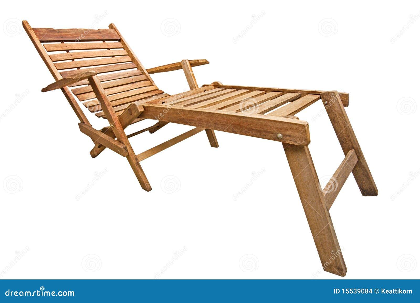 Cadeira De Praia De Madeira Imagens de Stock Imagem: 15539084 #46260F 1300x957