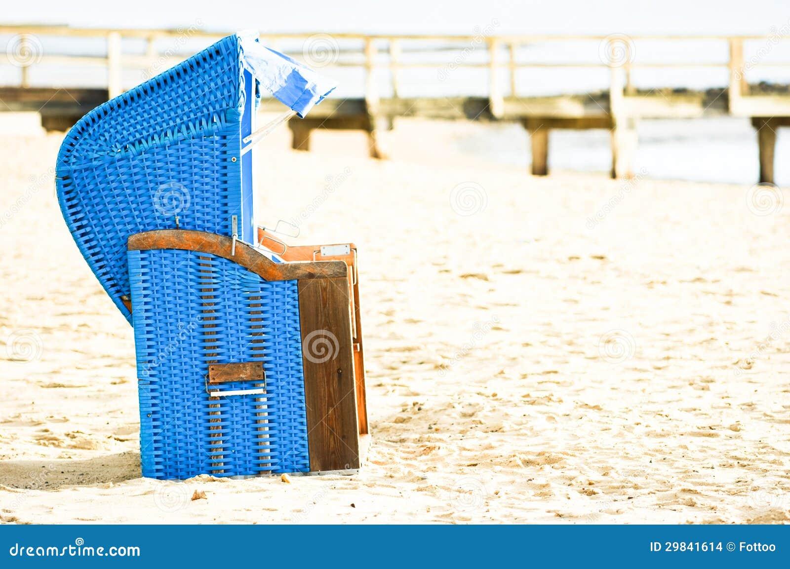 Cadeira de praia encapuçado