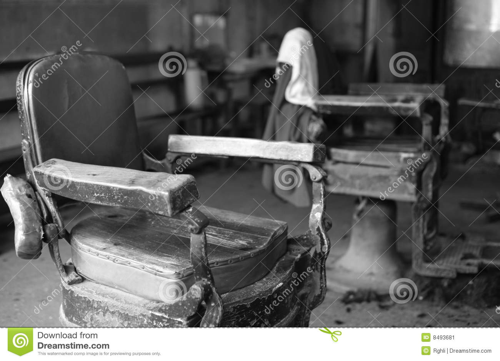 Cadeira do barbeiro