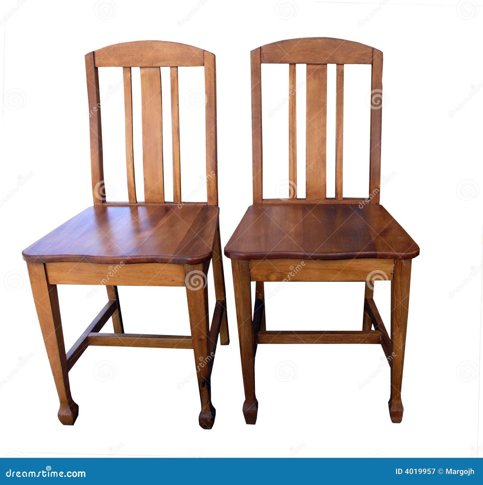 Cadeiras De Madeira Antigas Fotografia de Stock Royalty Free Imagem  #83A427 1300x1323