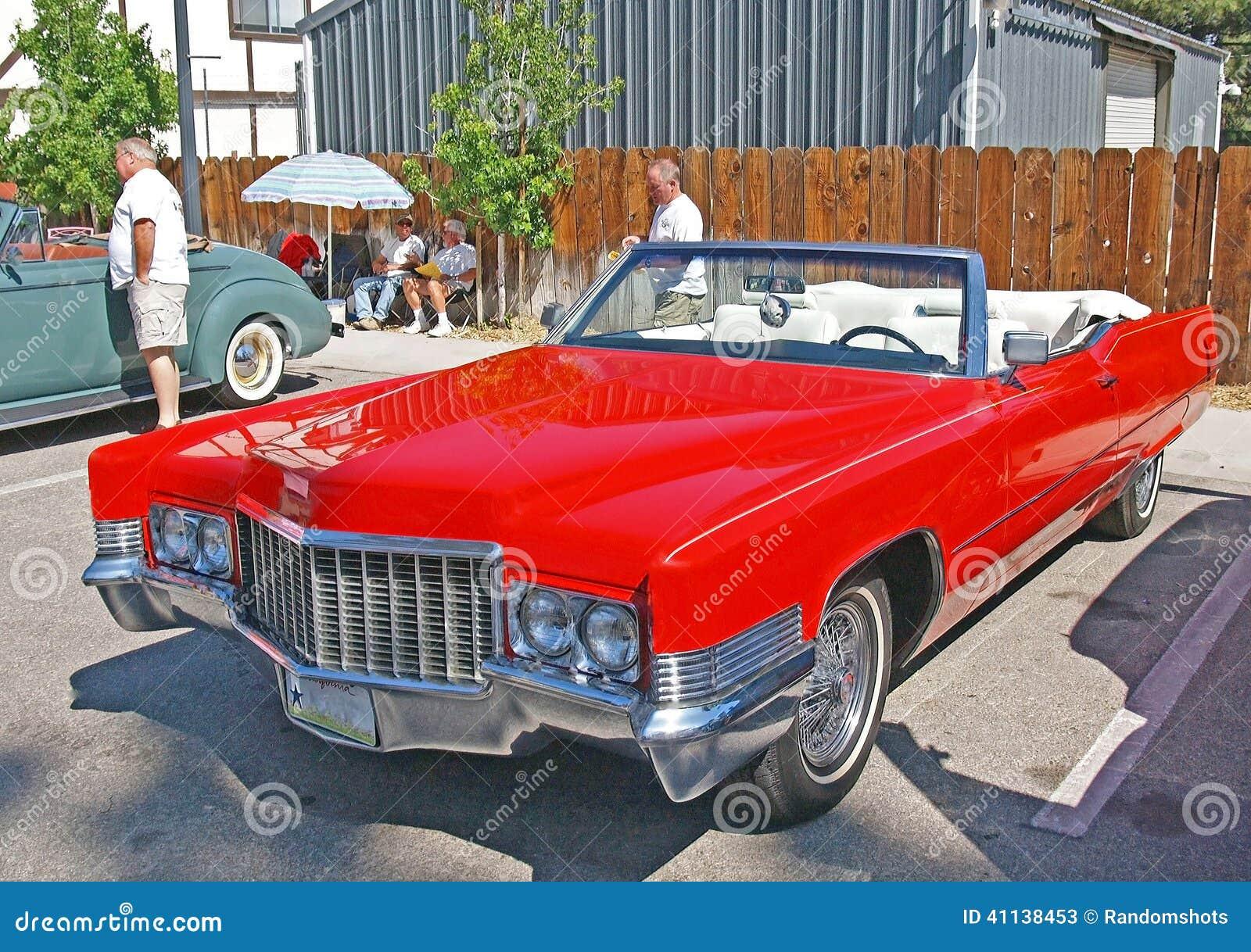 Cadillac Convertible Editorial Stock Photo Image 41138453