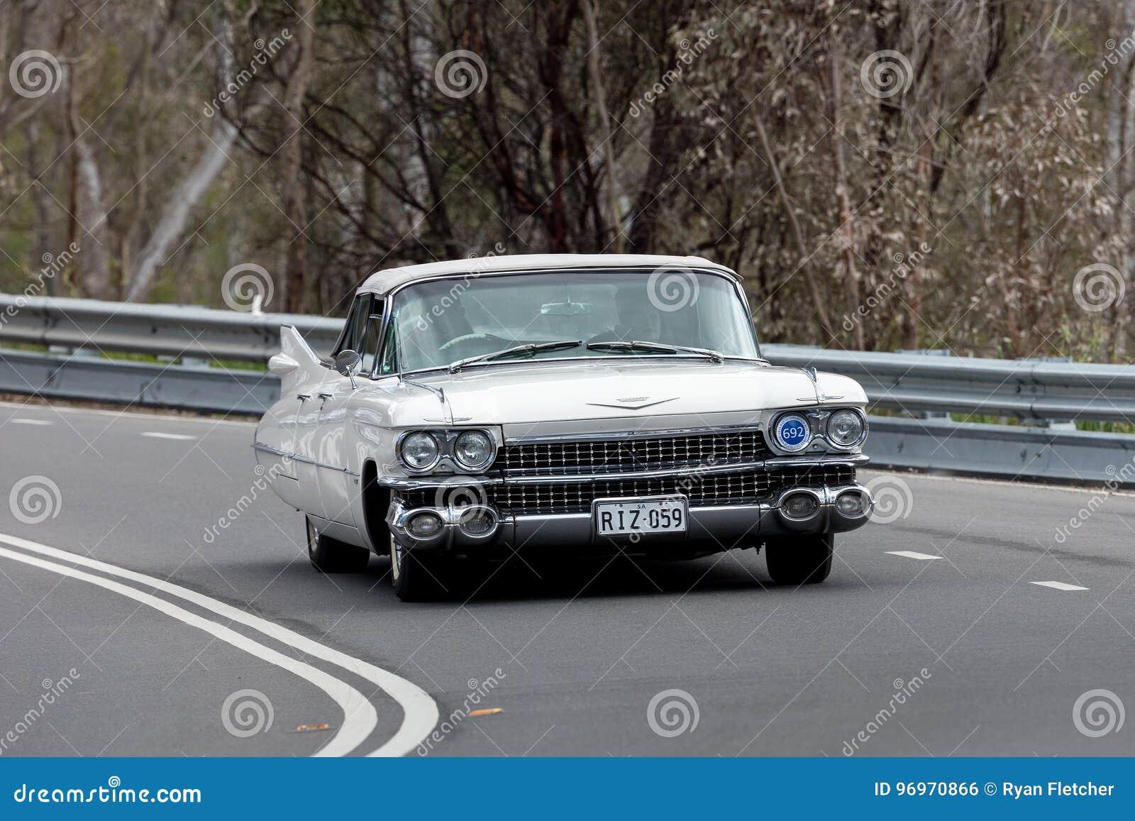 2016 Cadillac Convertible >> 1959 Cadillac Deville Convertible Editorial Photo Image Of