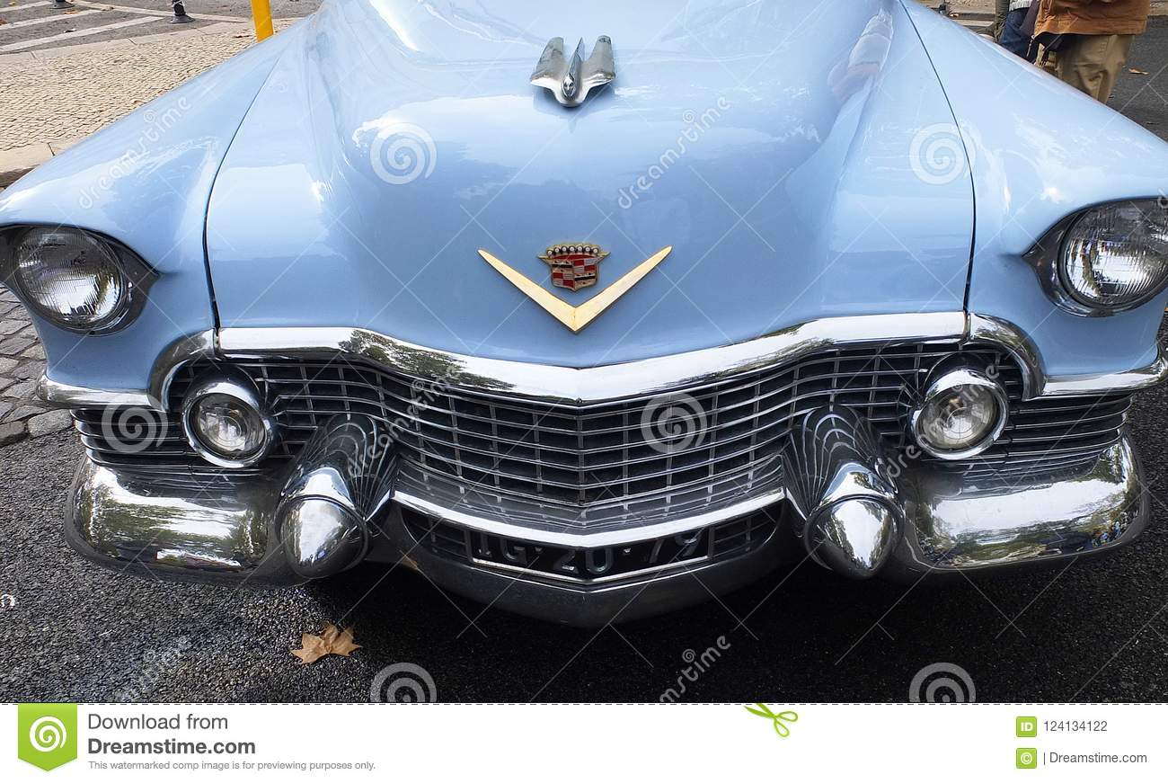 Cadillac Of The Fifties Editorial Photography Image Of Vintage