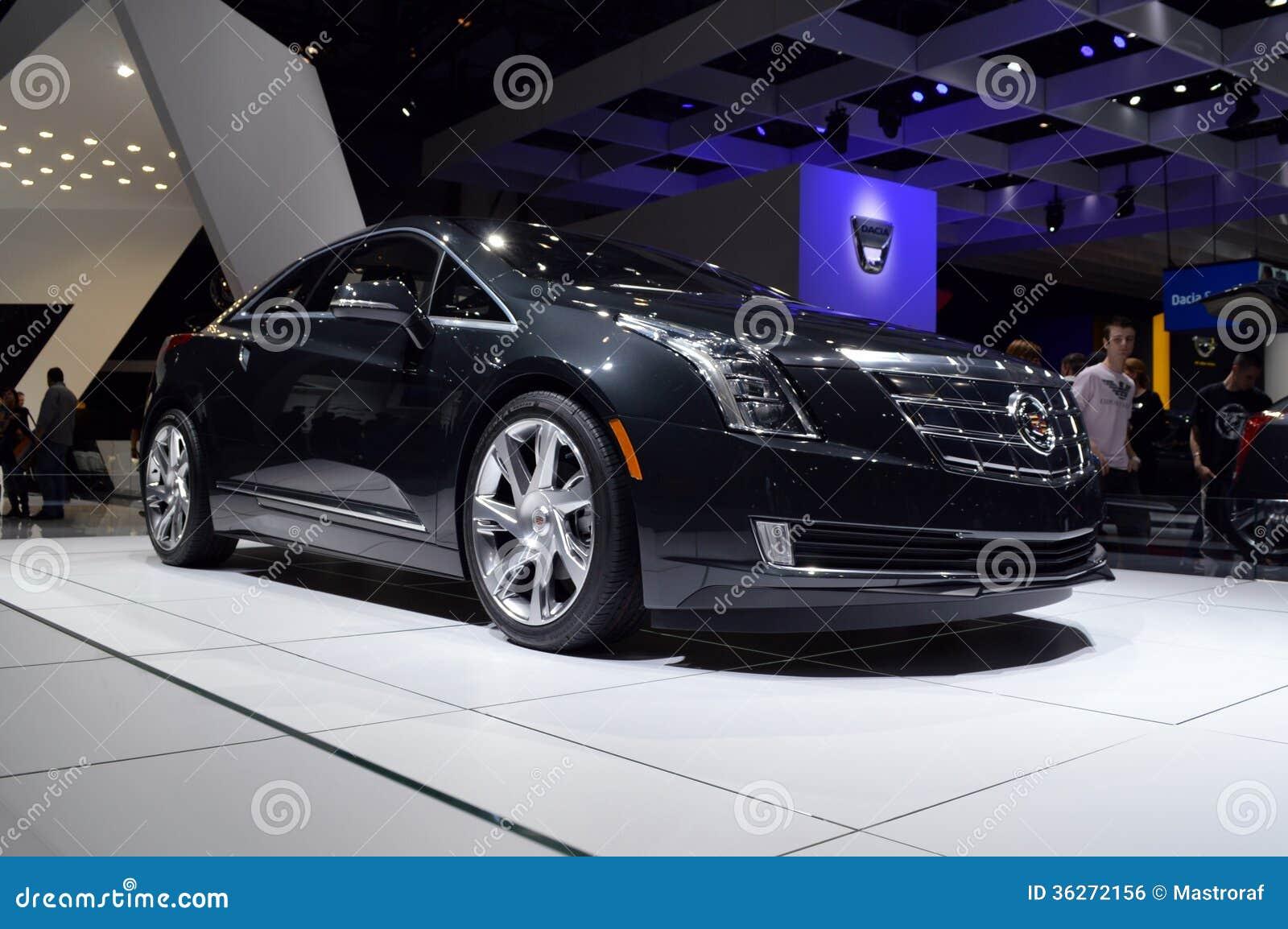 Cadillac ELR Genebra 2013