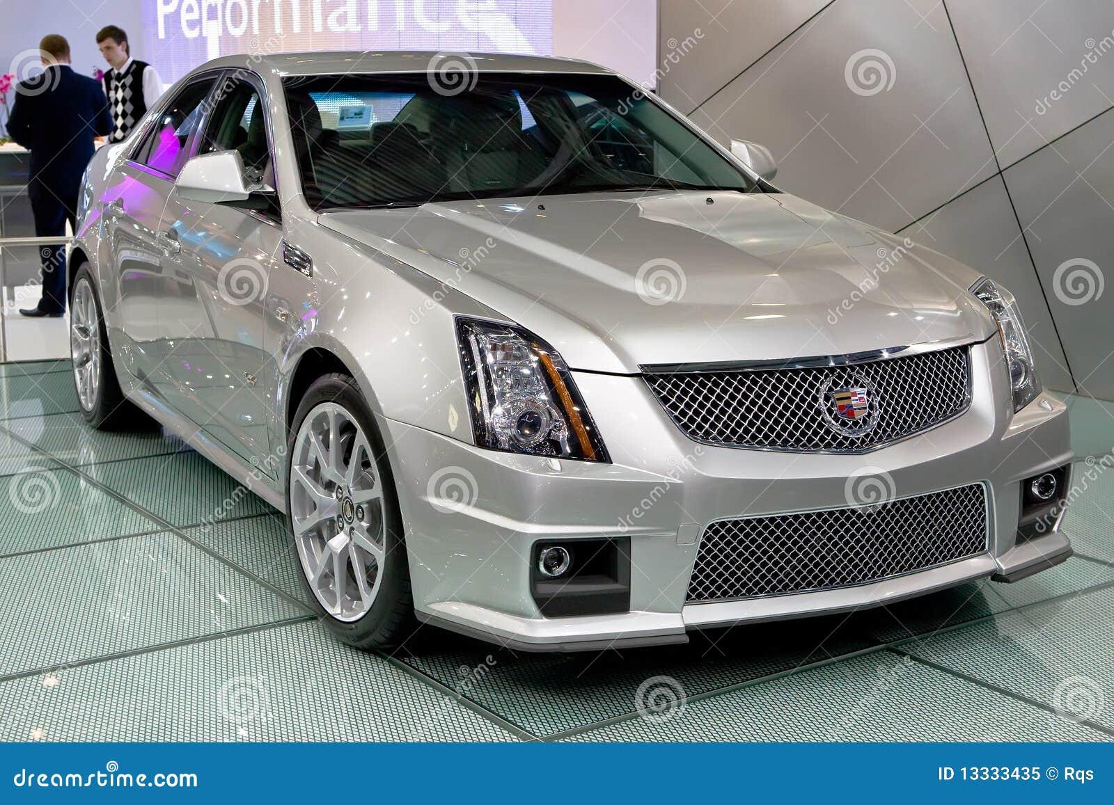 Cadillac kruszcowy