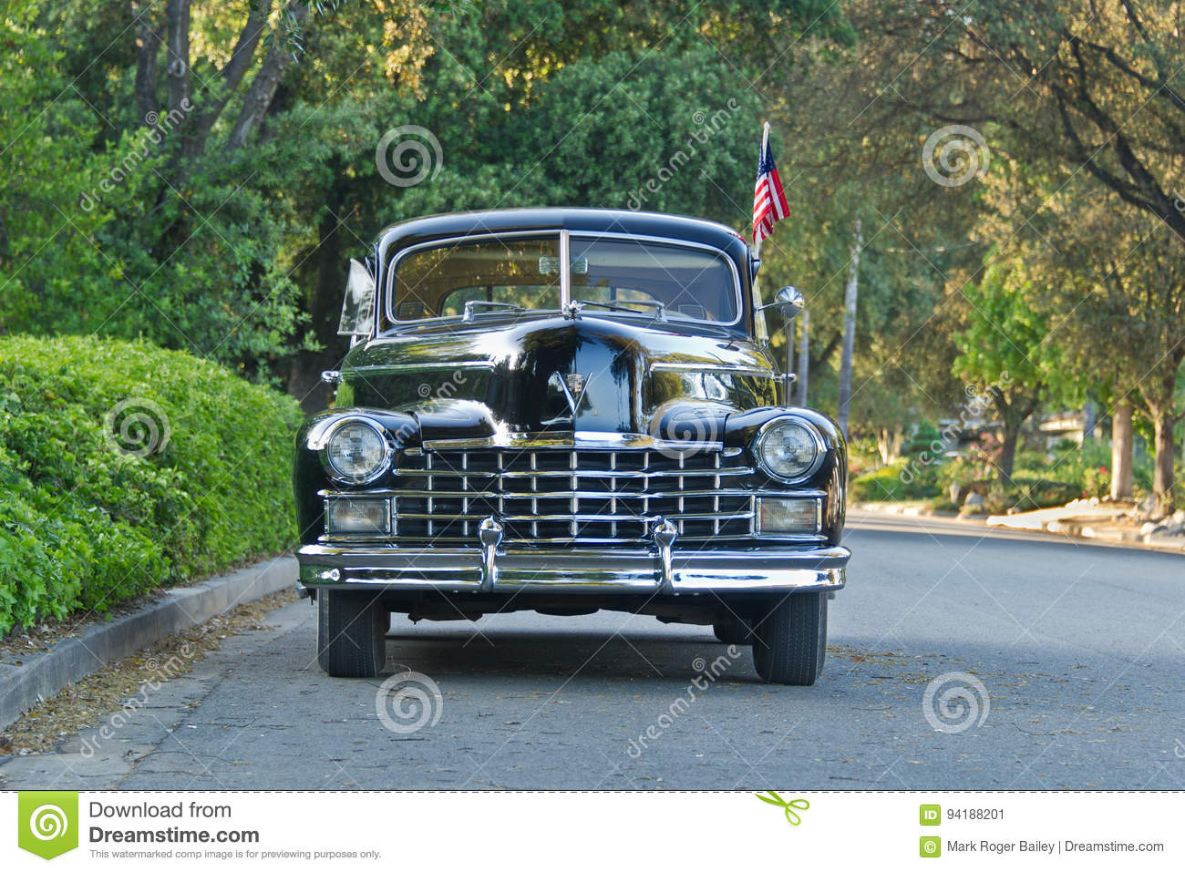 Cadillac Series 61 Ca1947 Front Editorial Photo Image Of 1951 62 Convertible Download Foliage