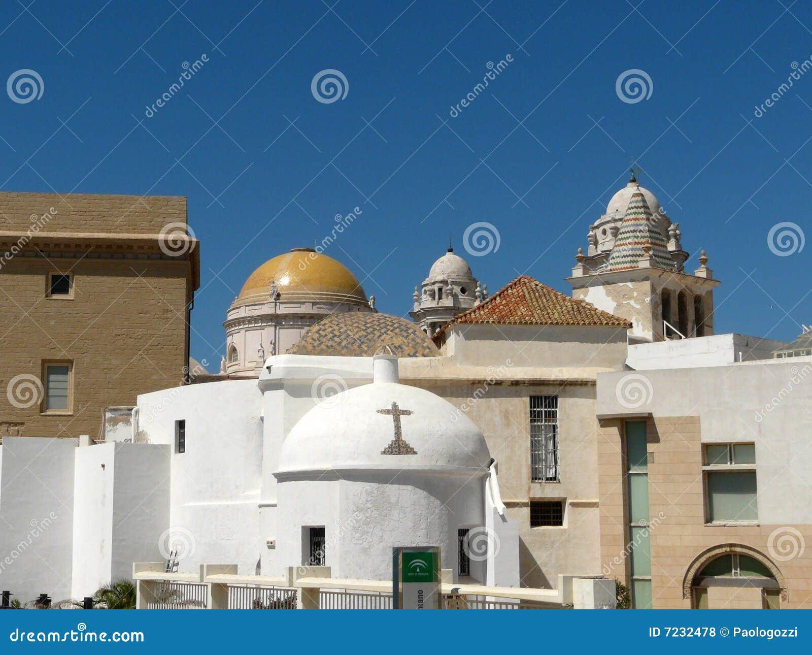 Cadiz s old town