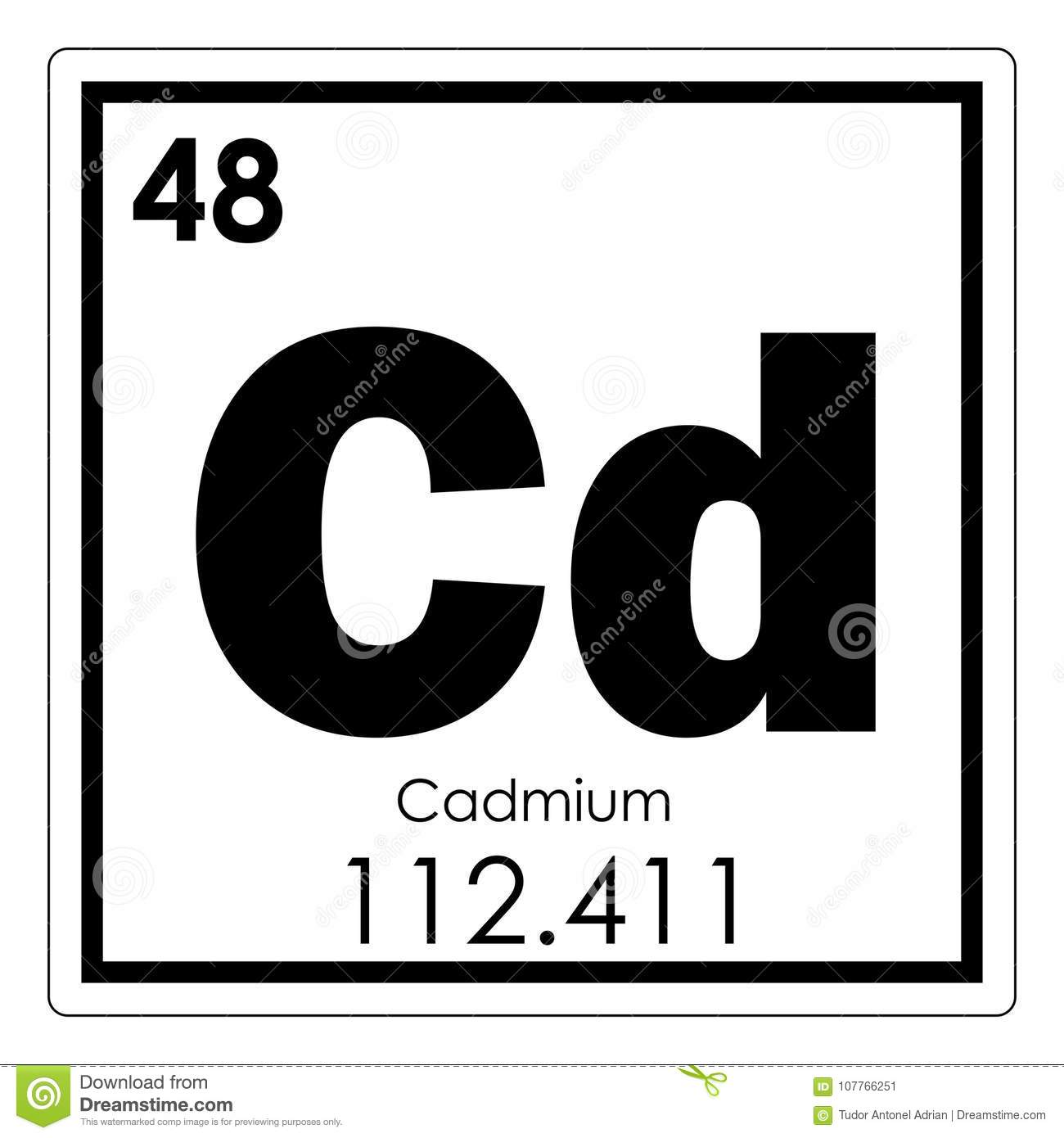 Cadmium chemical element stock illustration illustration of download cadmium chemical element stock illustration illustration of chemical 107766251 urtaz Image collections