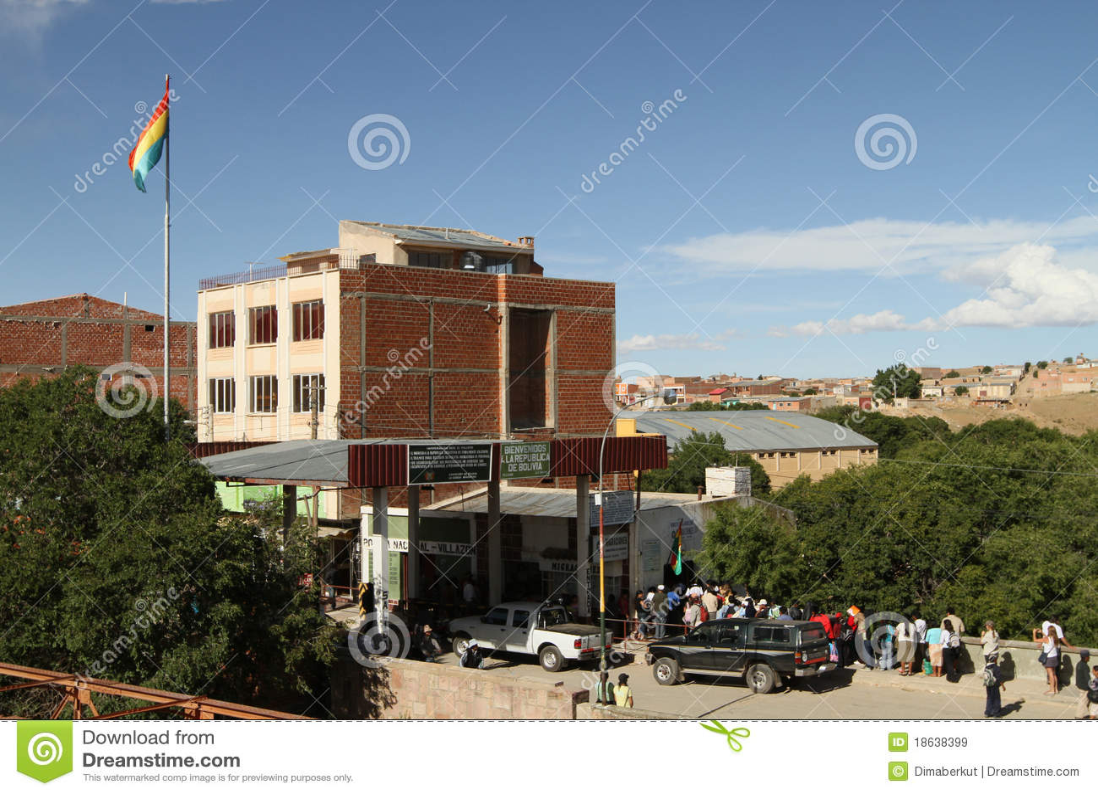 Cadre Argentine-Bolivien