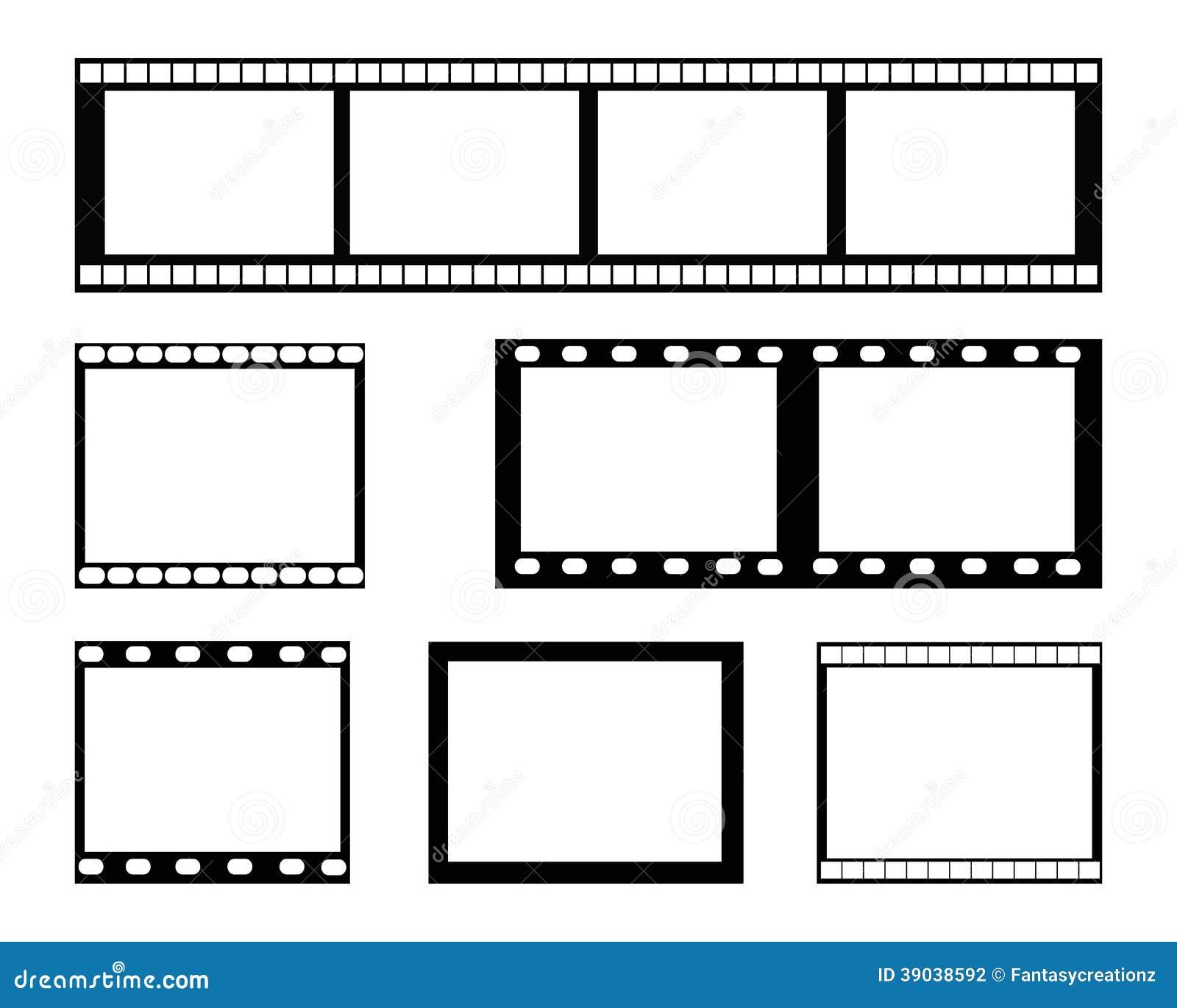 Cadre de bande de film