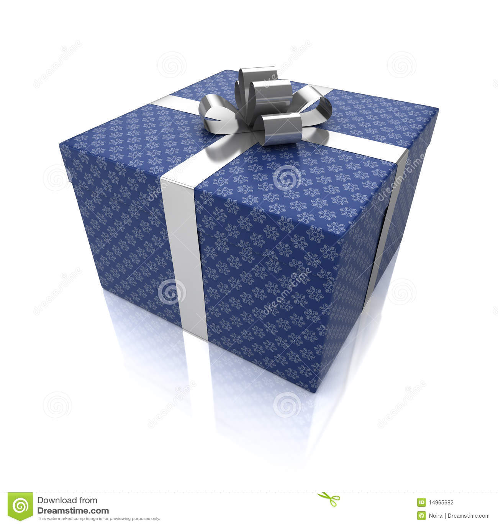 Cadre de cadeau avec des configurations