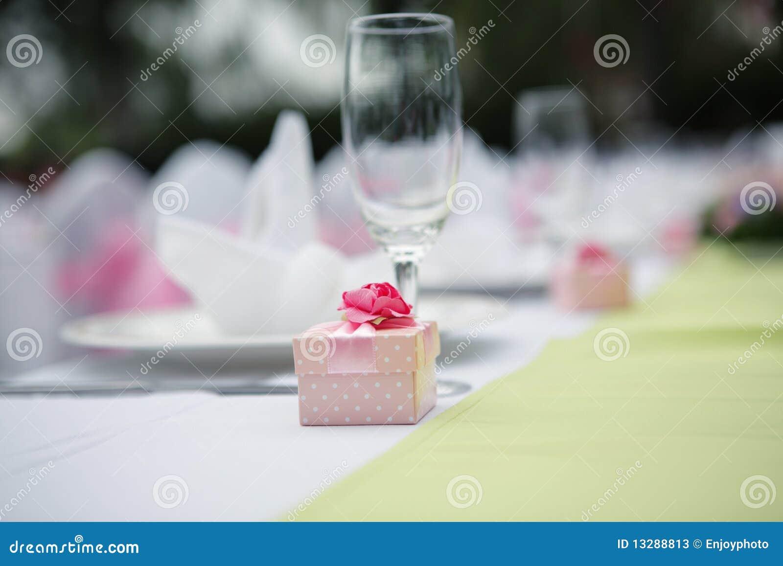 Cadre de faveur de mariage