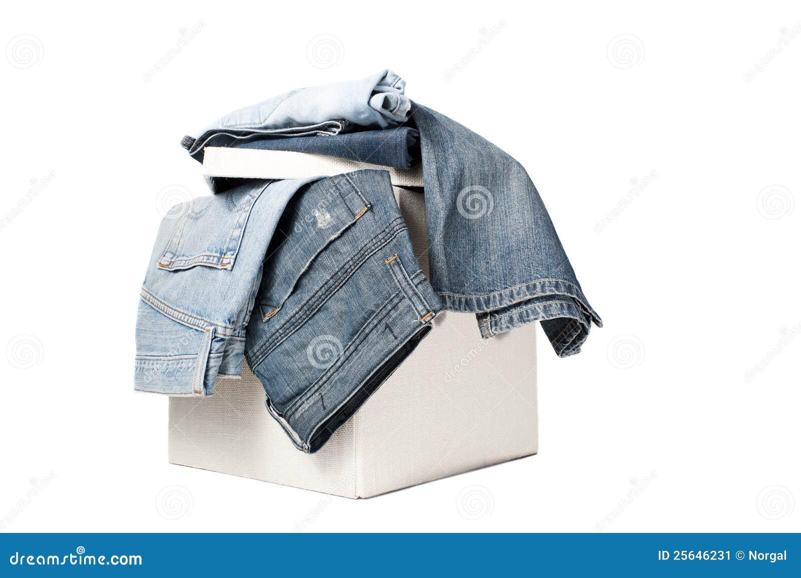 Cadre de jeans