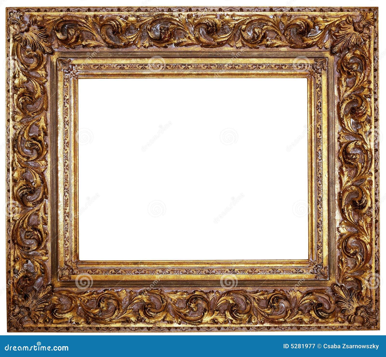 Cadre de tableau photographie stock libre de droits - Image de cadre de tableau ...