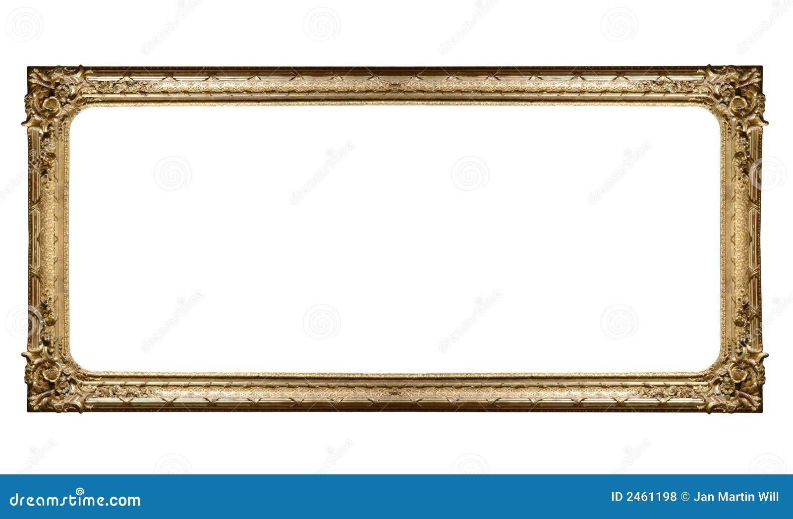 Cadre de tableau d 39 isolement de mus e photos libres de - Image de cadre de tableau ...