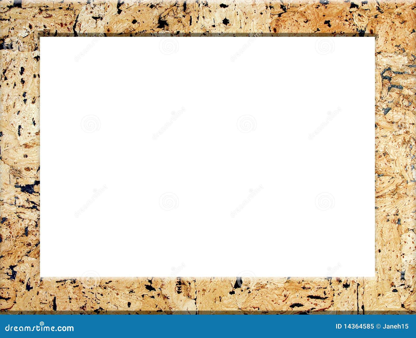 cadre de tableau de li ge photo libre de droits image 14364585. Black Bedroom Furniture Sets. Home Design Ideas