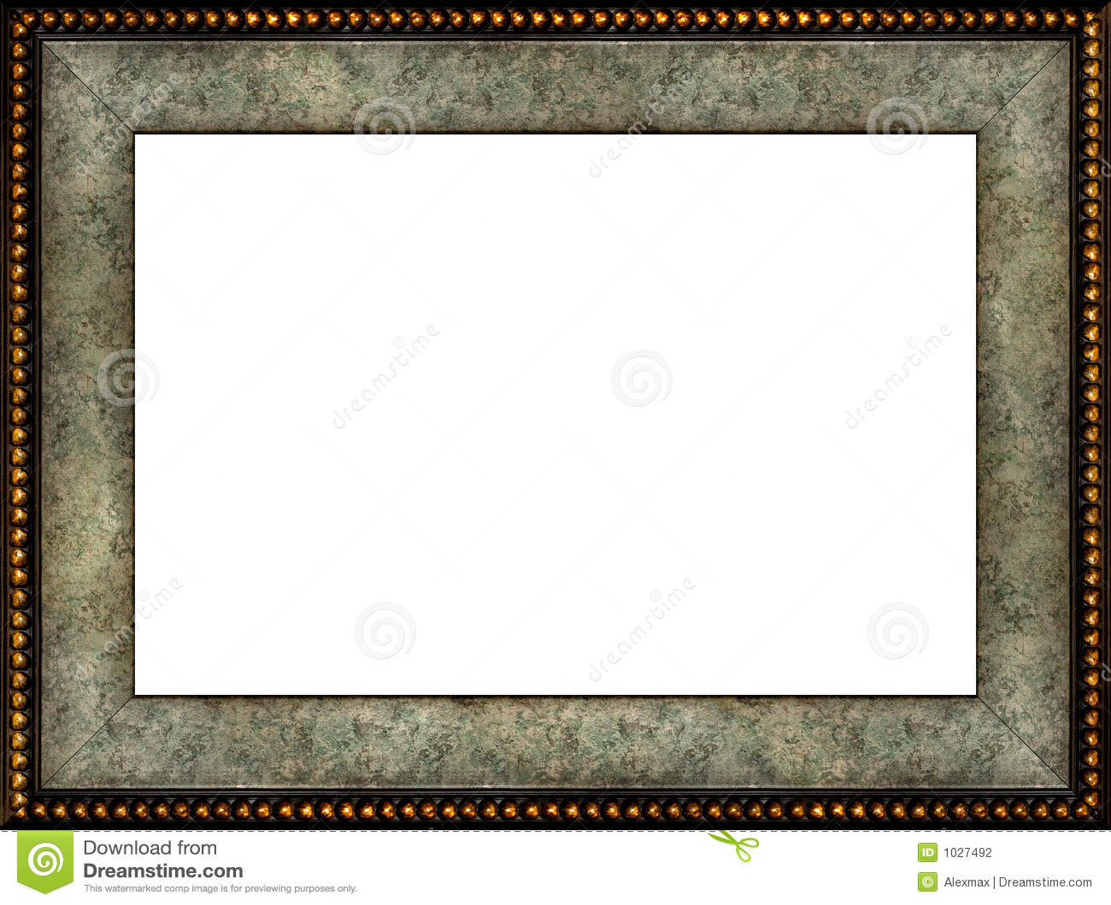 Cadre de tableau de marbre rustique antique photographie for Image de cadre de tableau