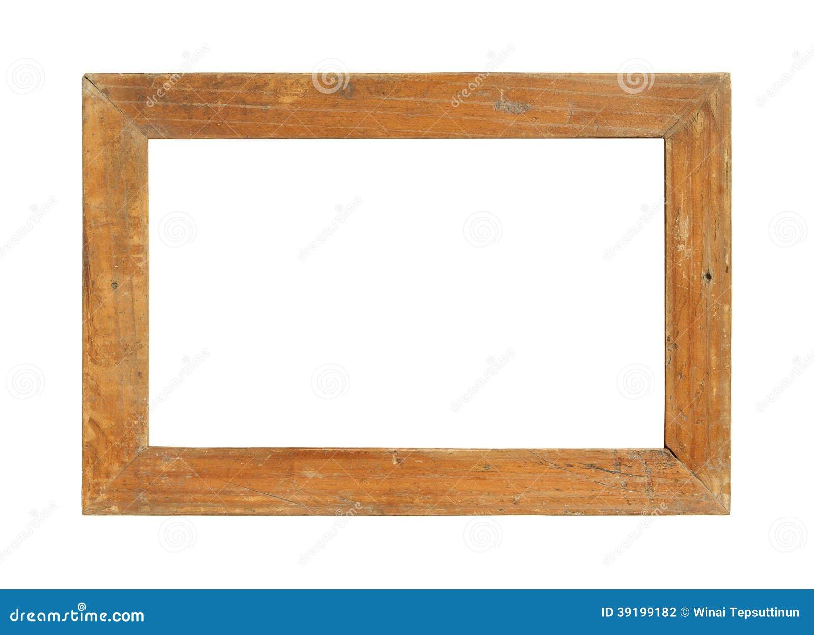 Cadre de tableau en bois