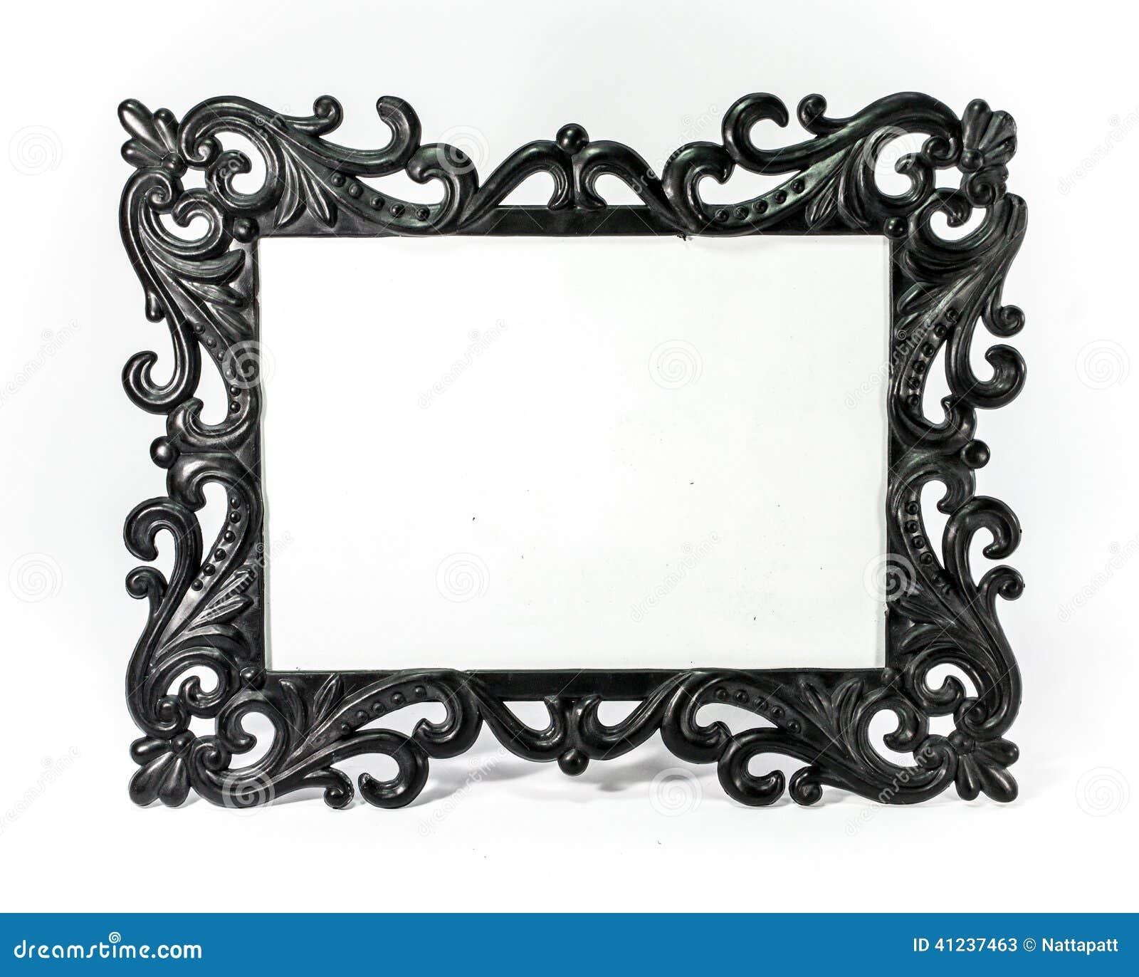 cadre de tableau gothique image stock image du trame 41237463. Black Bedroom Furniture Sets. Home Design Ideas