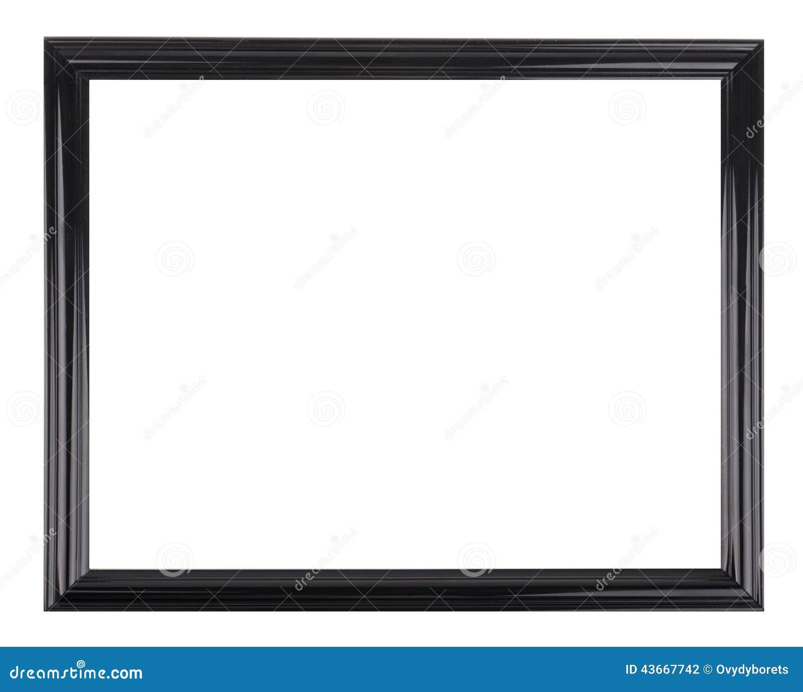 Cadre de tableau noir d 39 isolement photo stock image for Image de cadre de tableau