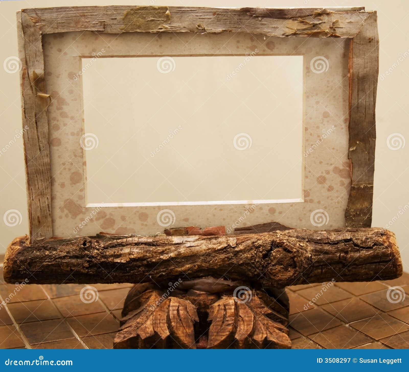 Cadre de tableau rustique photographie stock libre de - Image de cadre de tableau ...