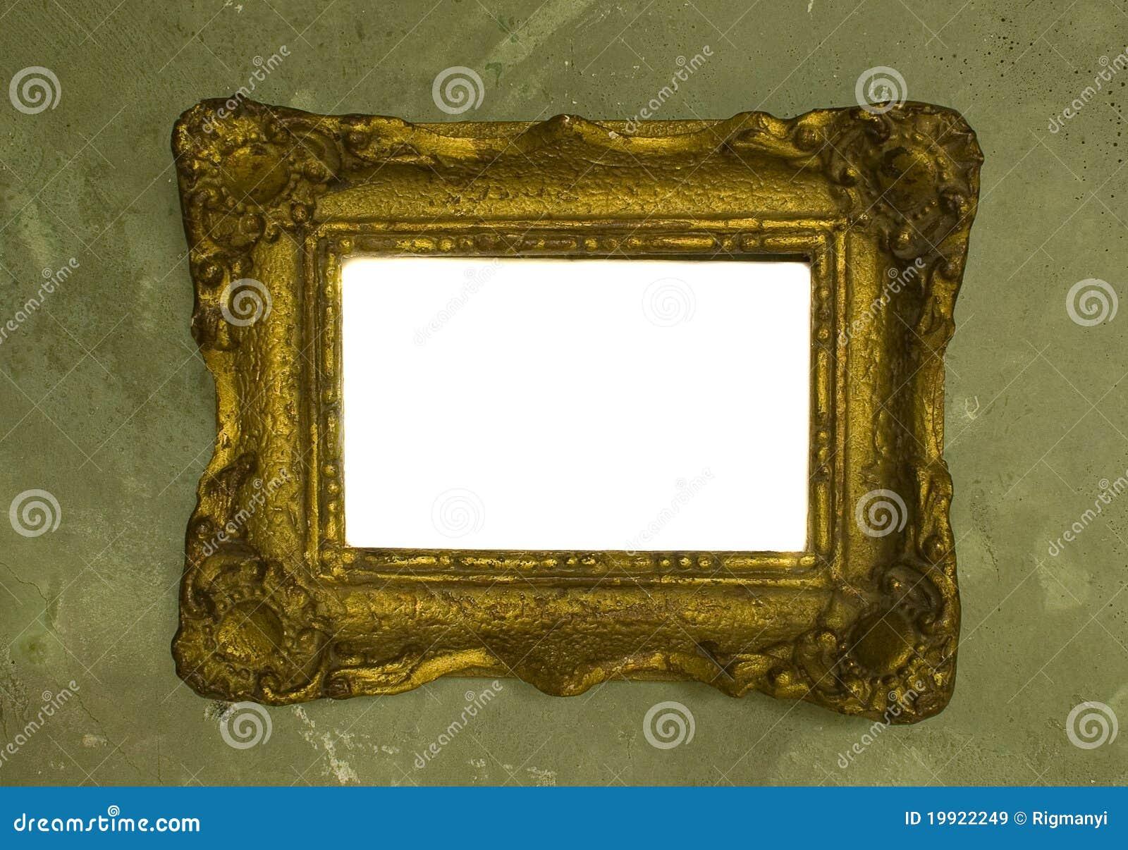 Cadre de tableau vide images libres de droits image - Image de cadre de tableau ...