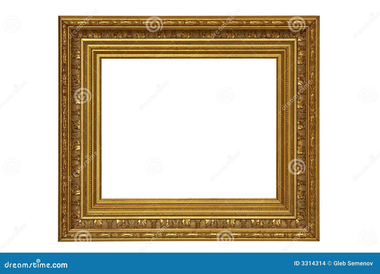 cadre de tableau vide images stock image 3314314. Black Bedroom Furniture Sets. Home Design Ideas