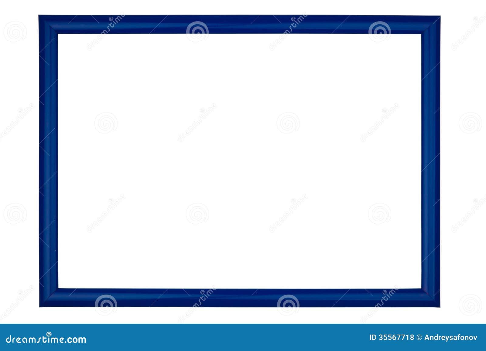 cadre simple sur le fond blanc photos libres de droits. Black Bedroom Furniture Sets. Home Design Ideas
