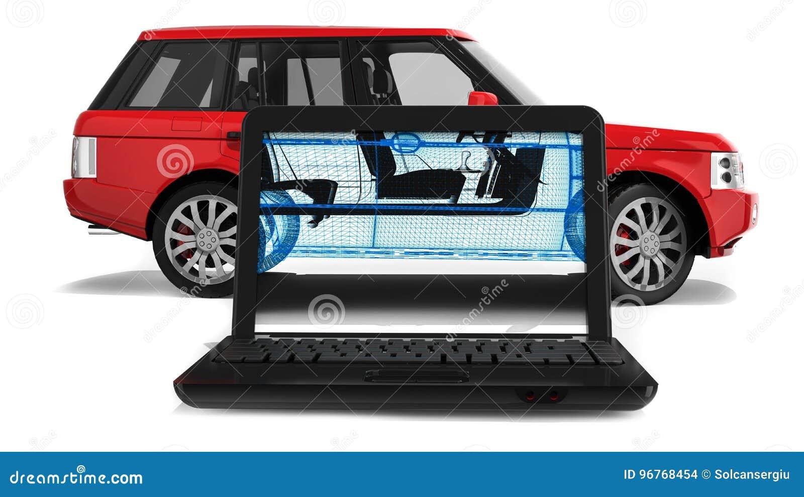 Cadre SUV de fil