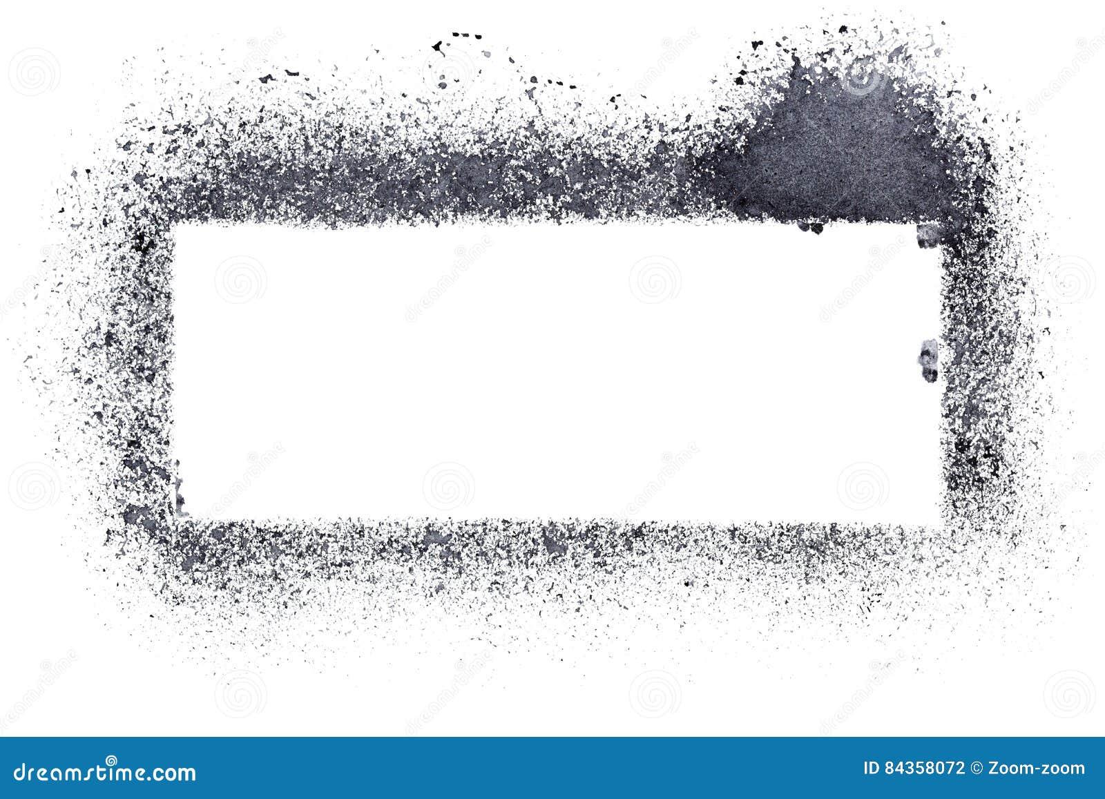 Cadre Vide cadre vide de pochoir illustration stock. illustration du blanc
