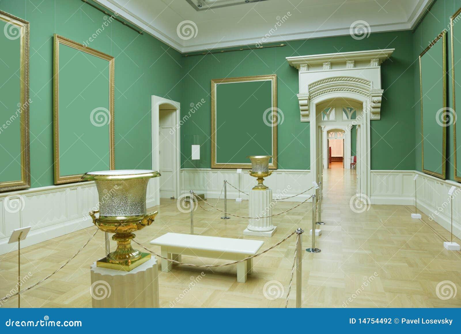 Cadres de tableau dans la chambre verte du mus e photographie stock image 14754492 for La chambre verte truffaut youtube