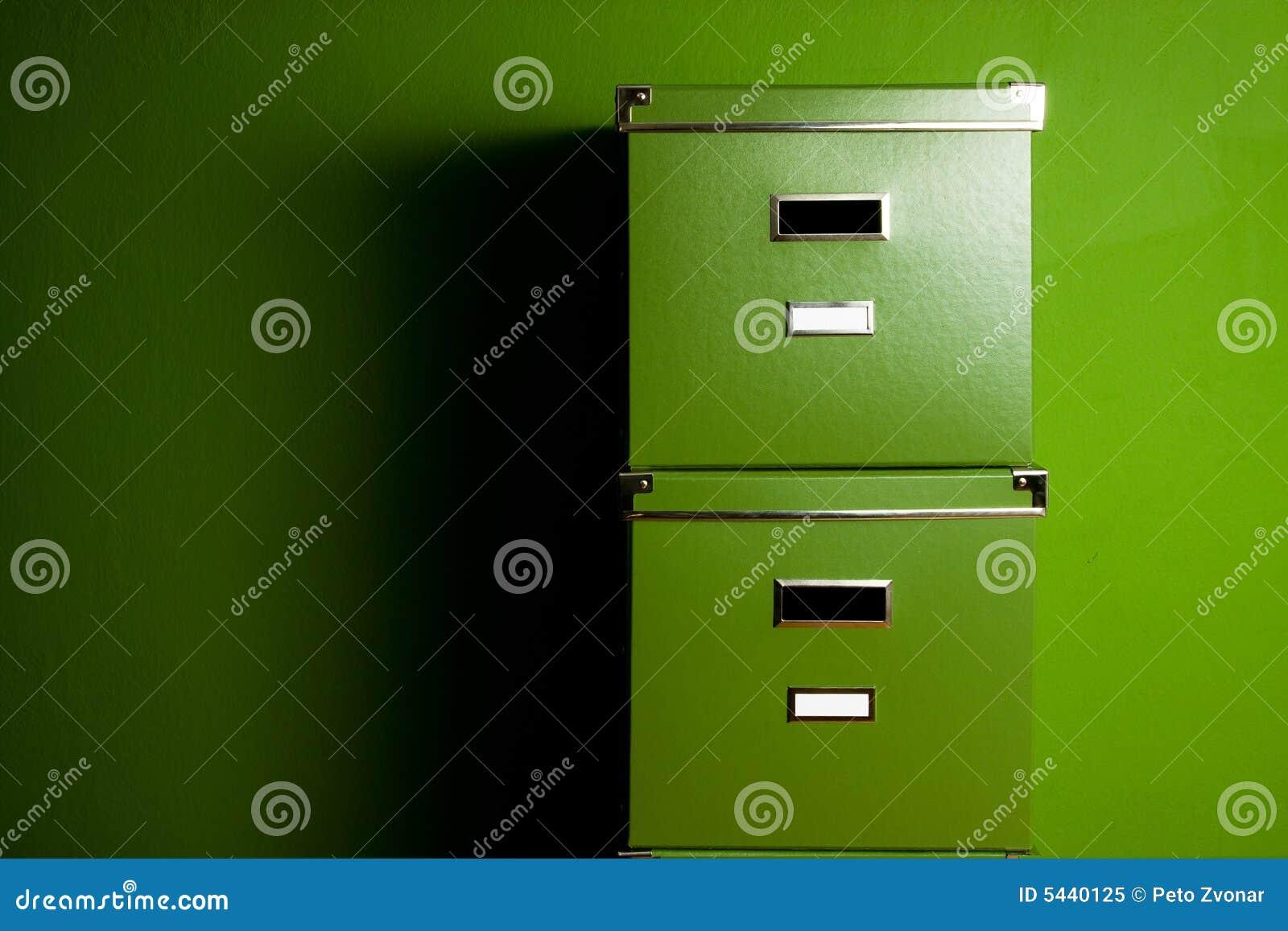 Cadres verts
