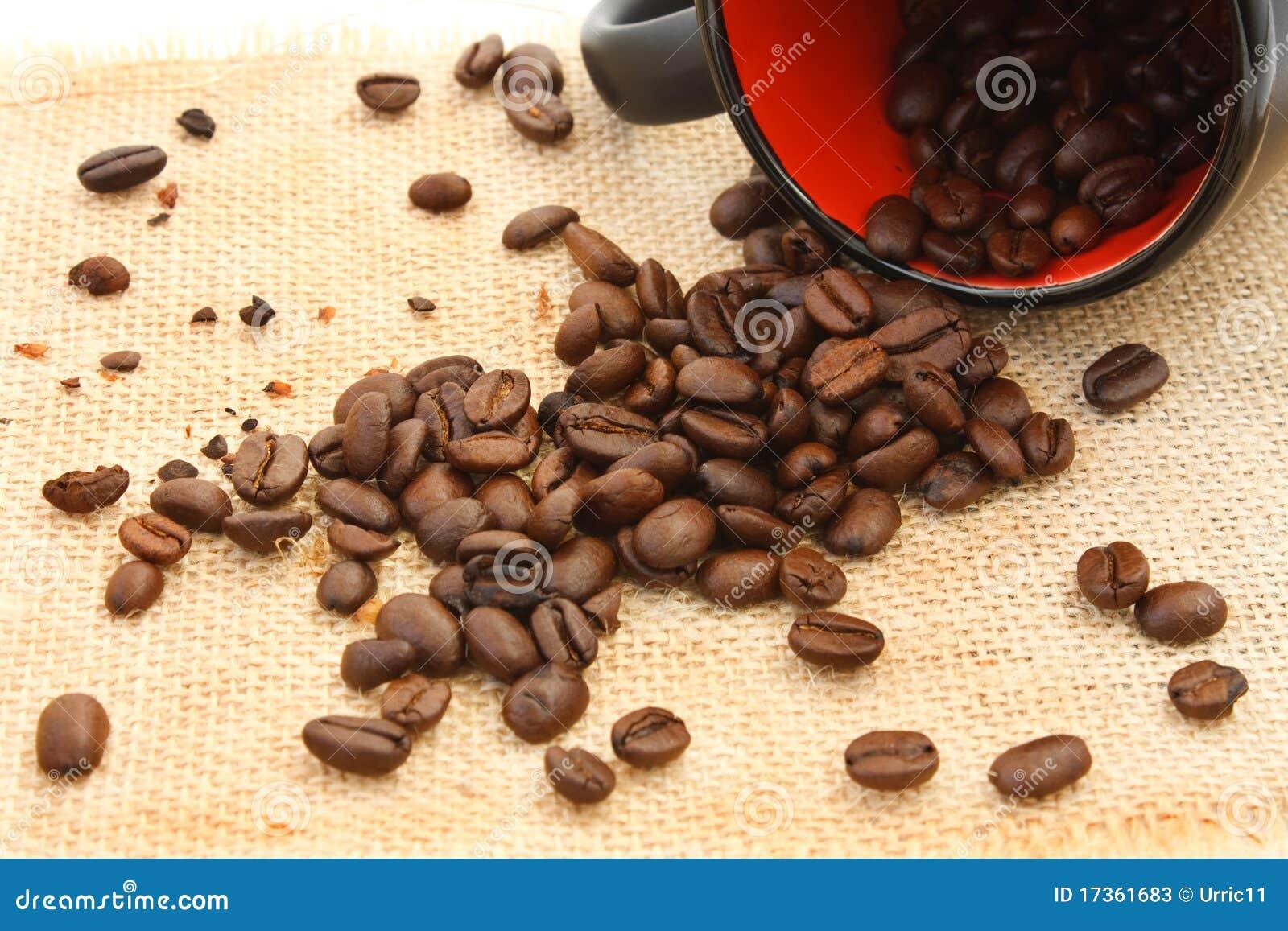 Caduta del caffè