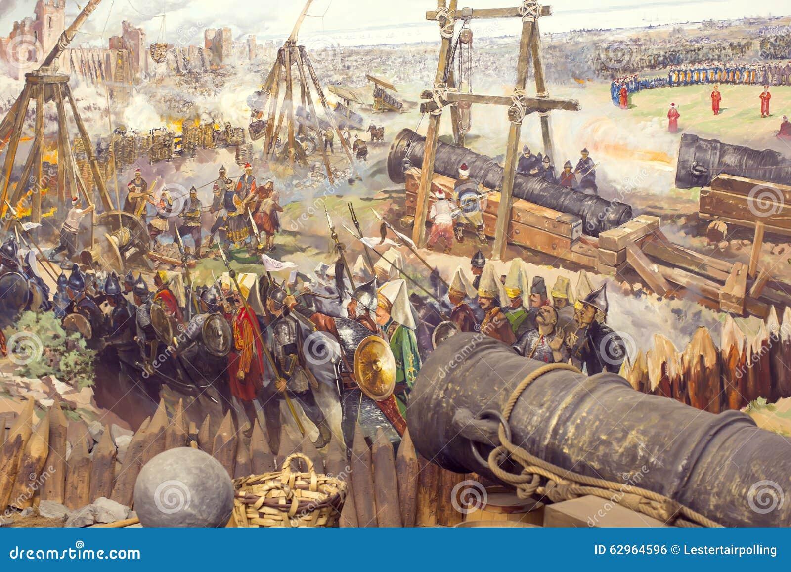 Αποτέλεσμα εικόνας για la caduta di costantinopoli
