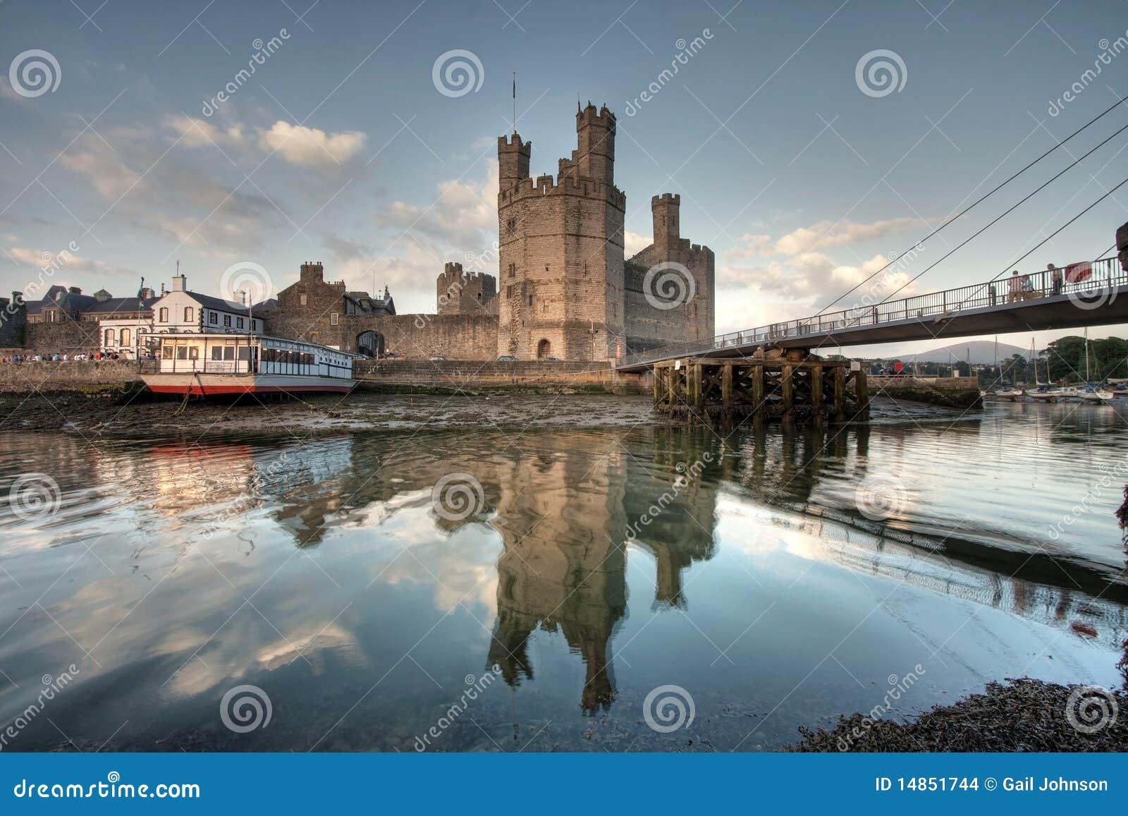 Caernarfon,castle