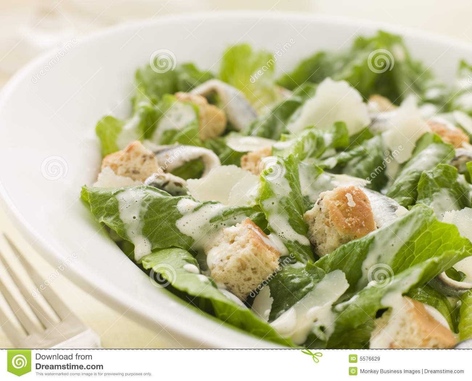 Caesar σαλάτα κύπελλων