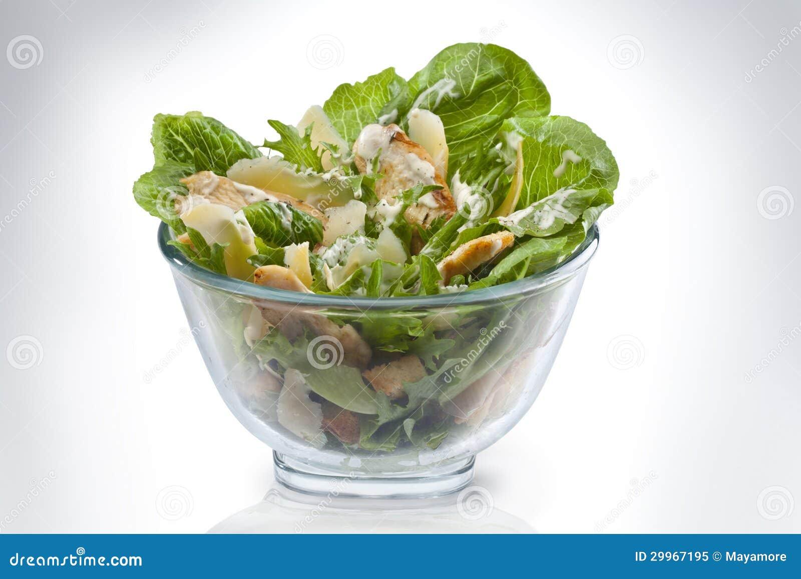 how to prepare a caesar salad
