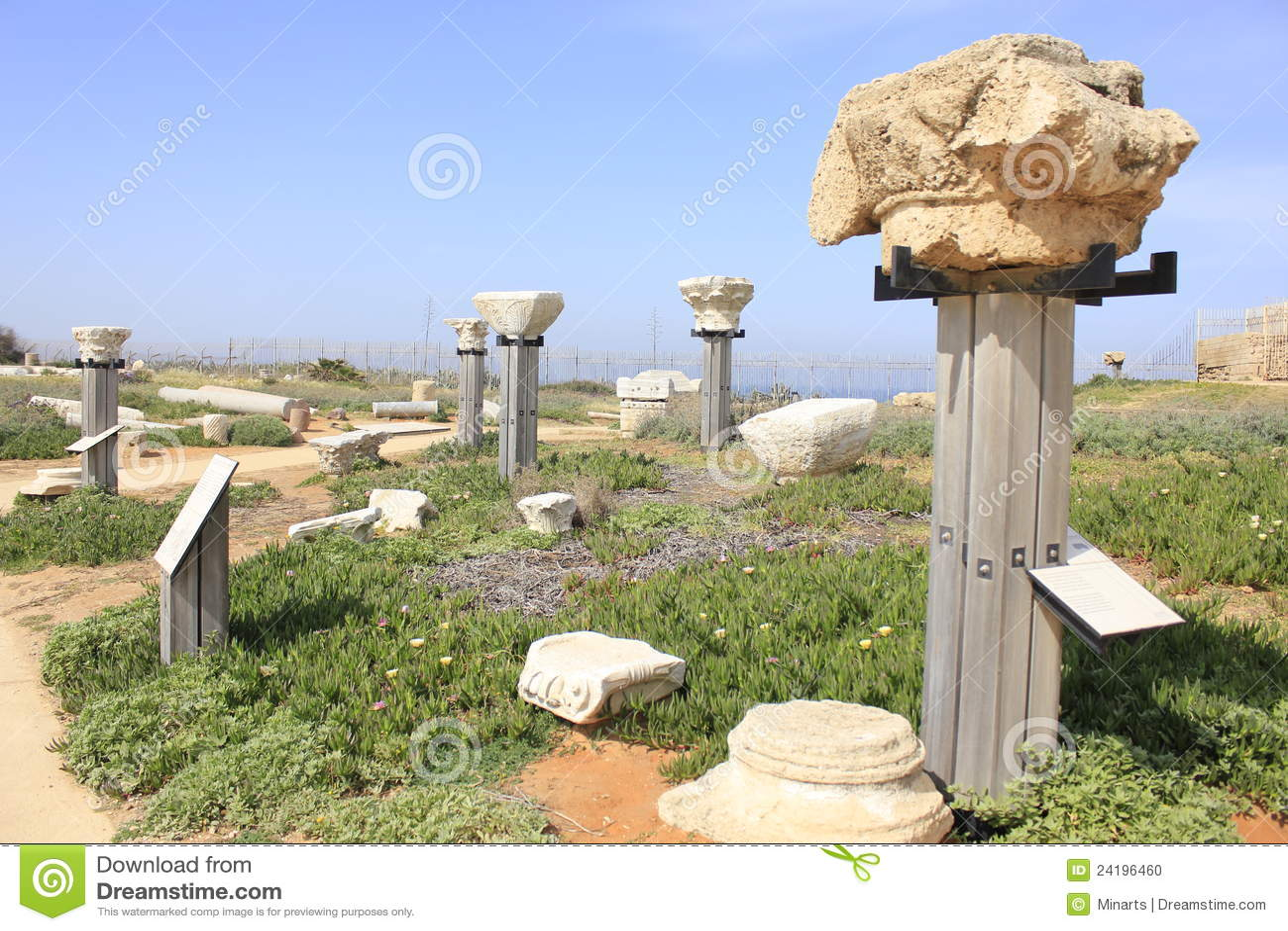 Caesarea Maritima Chapters