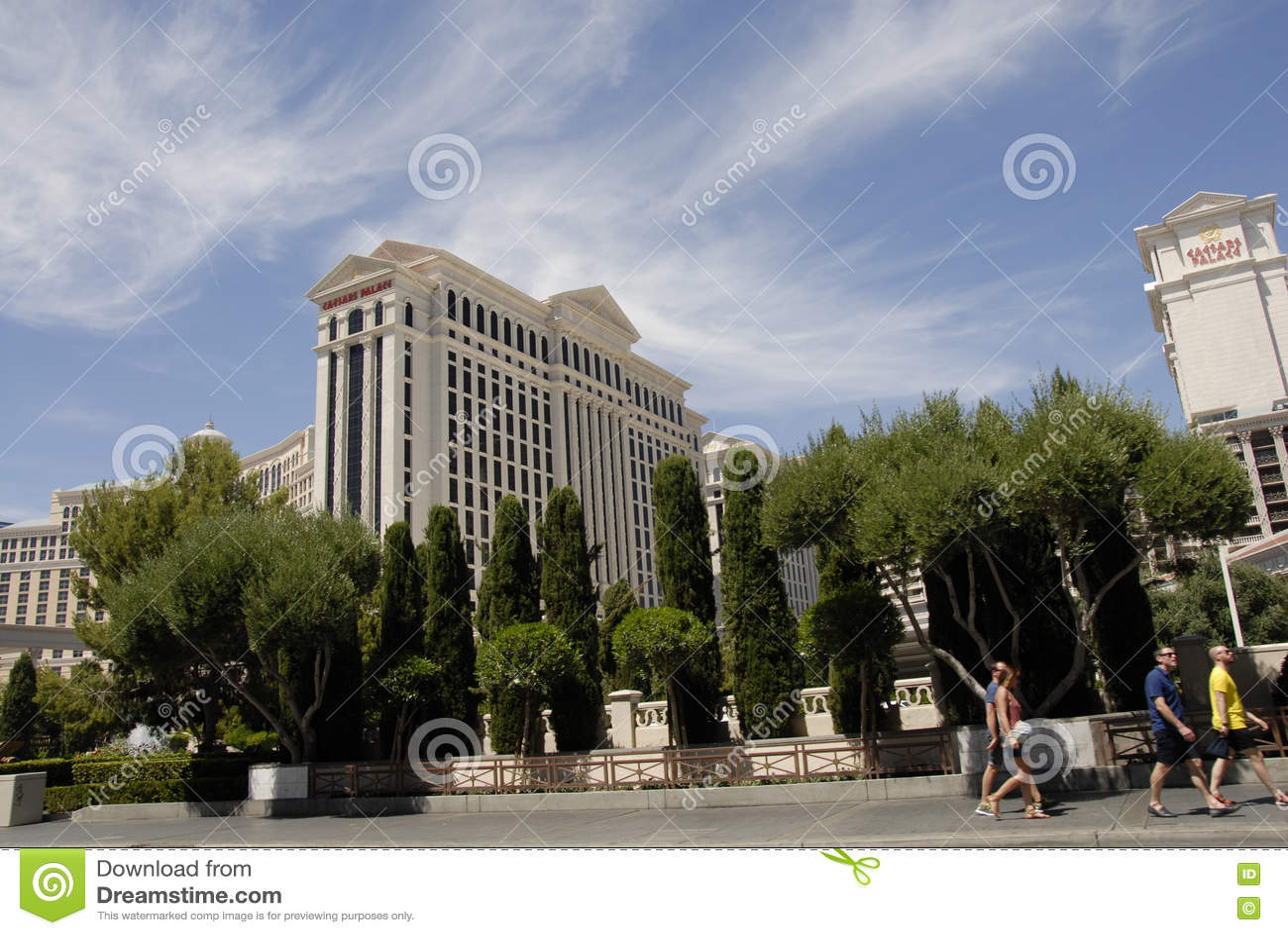 Caesars Palace Las Vegas Preise