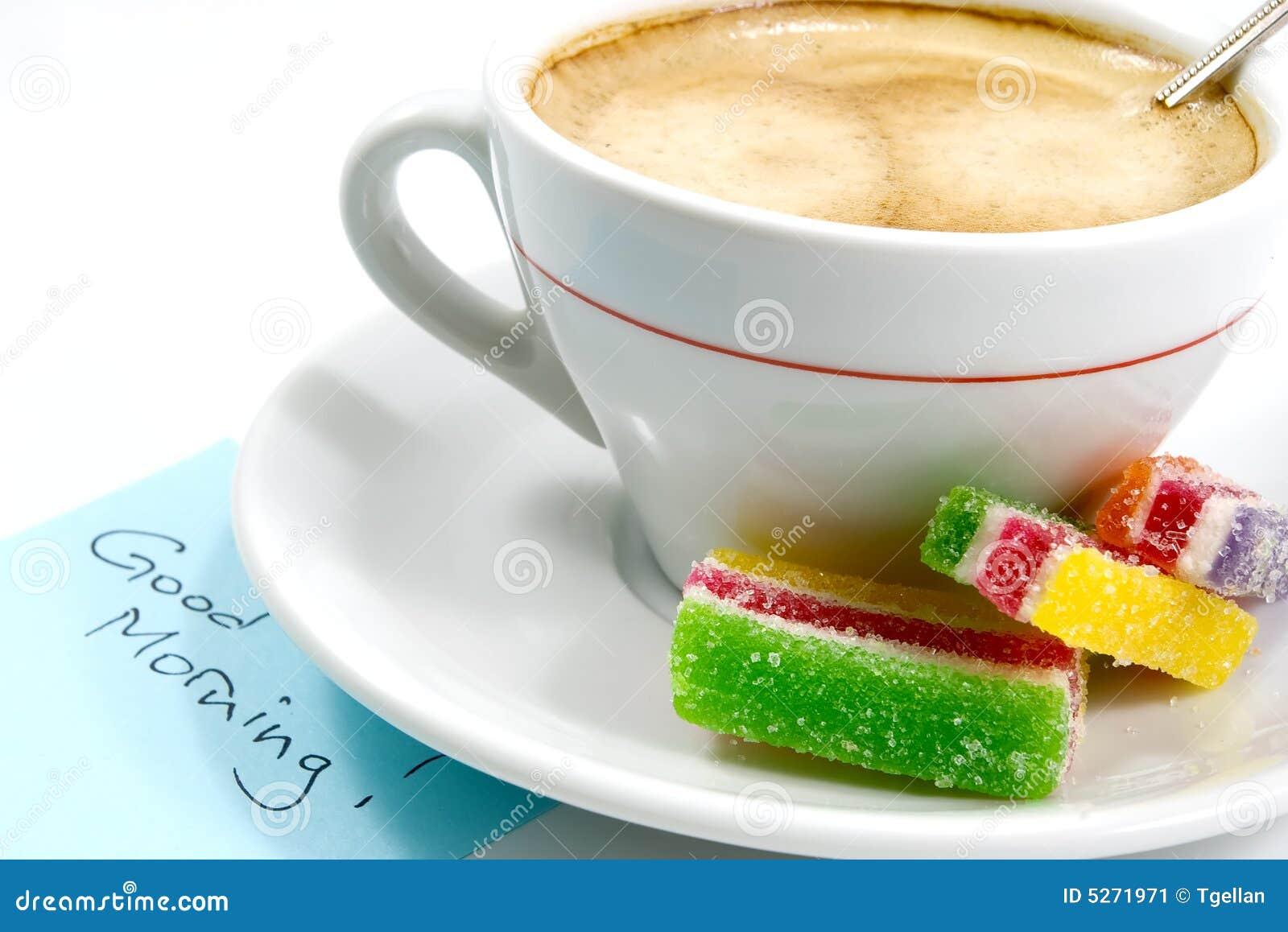 Café 1 de matin