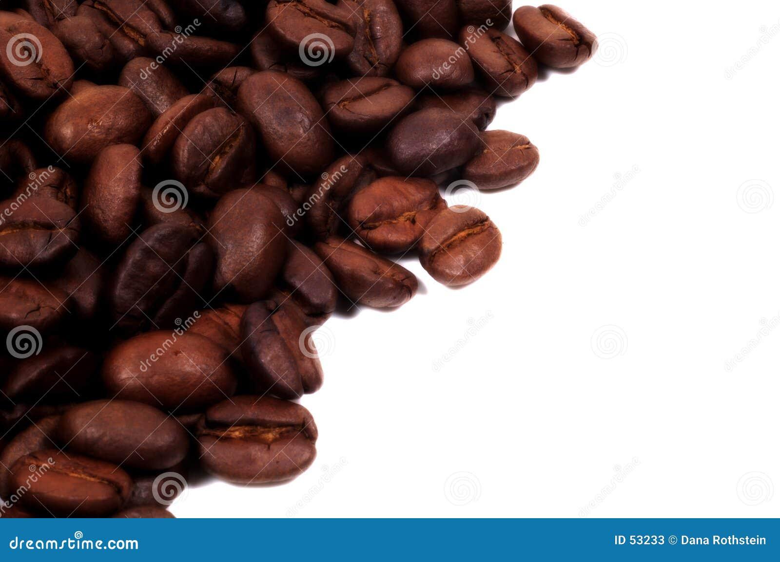 Download Café 2 image stock. Image du boisson, fond, texture, haricots - 53233