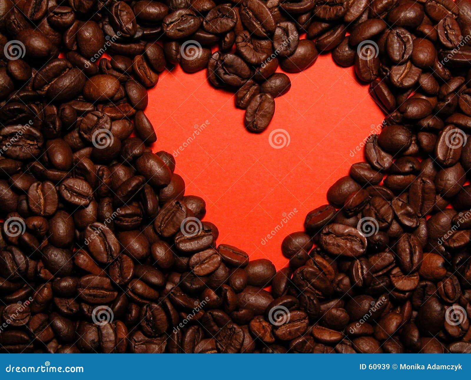 Download Café image stock. Image du noir, haricot, café, nourritures - 60939