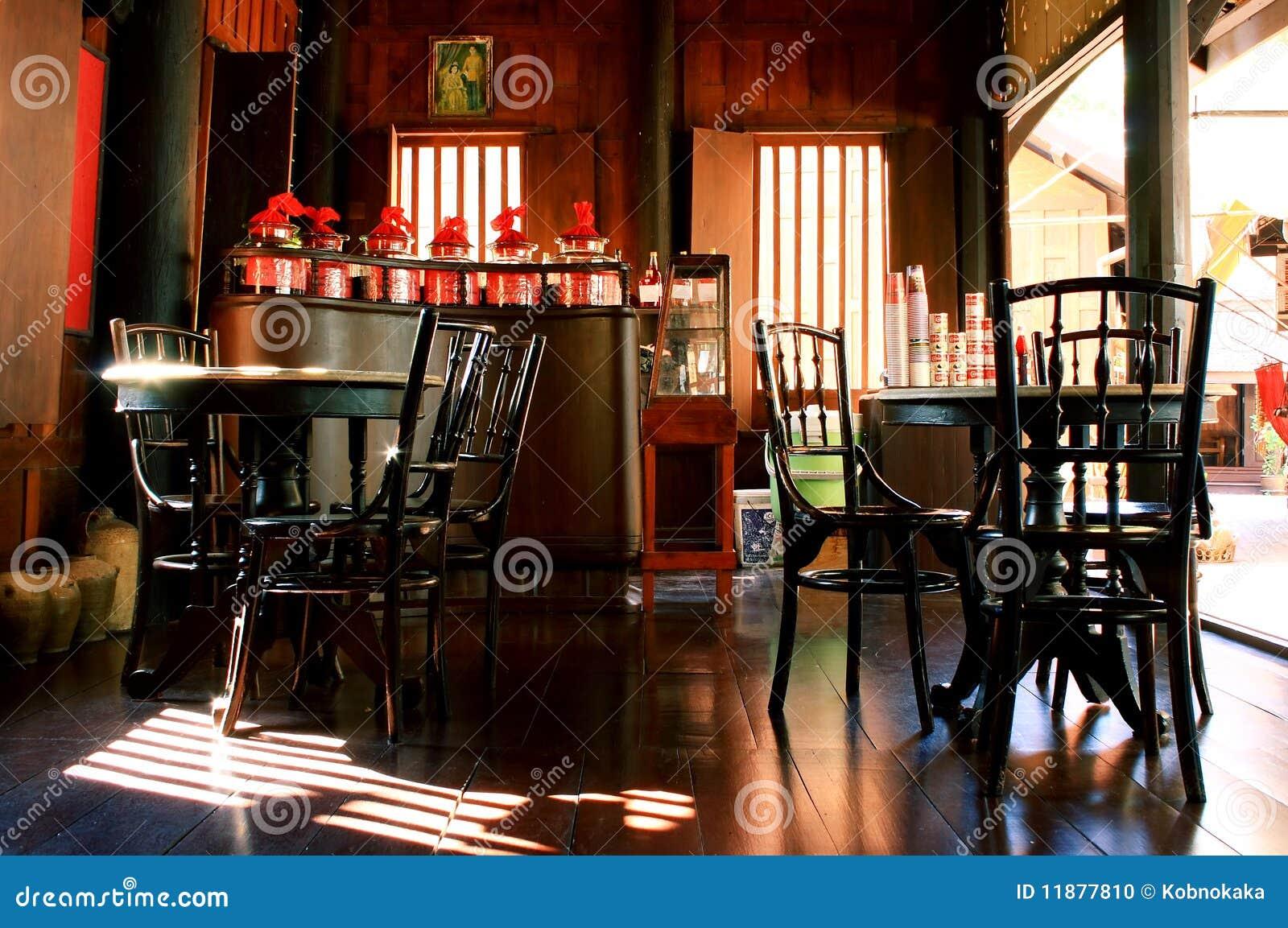 Café antiguo
